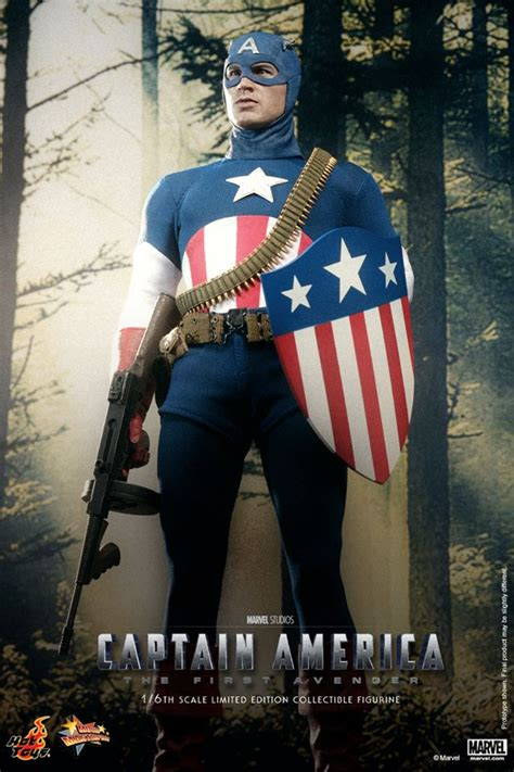 Captain America The Avenger Toys Exclusive toys reveals captain america the spangled exclusive lyles files