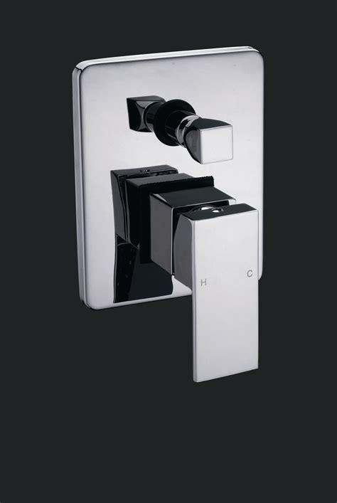 bathroom wall mixer linea square bathroom wall bath shower mixer with diverter
