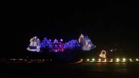 2013 paul tudor jones christmas light show youtube