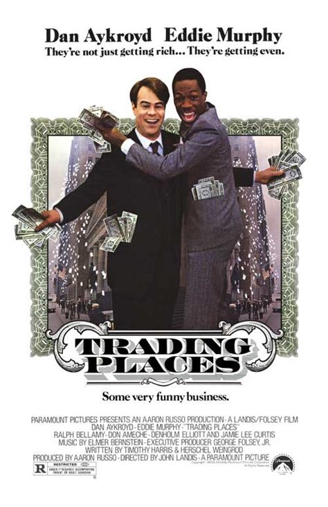 trading places brian vs movies trading places