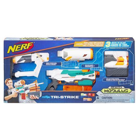 Nerf Strike Strike nerf modulus tri strike shooting outdoor wind designs