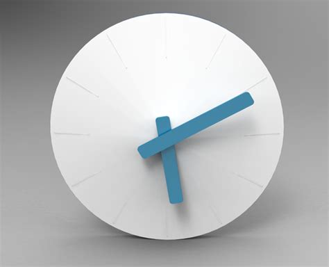 modern wall clocks design modern wall clock design with color sensor to personalize