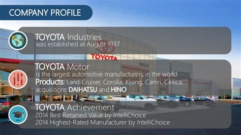 products of toyota company toyota product safety and pricing