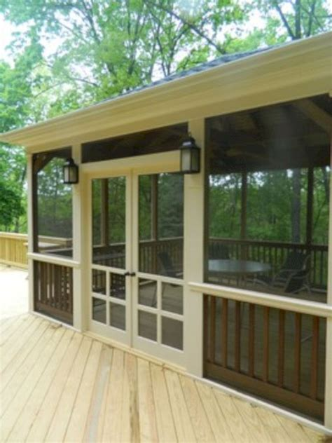 Screened Patio Designs Best 20 Screened In Porch Ideas On Pinterest Screened In Deck Screened Deck And Screened In