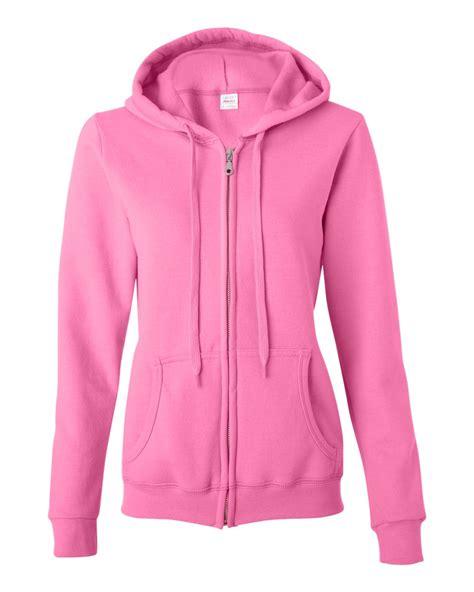 pink pattern hoodie full zip ladies hoodie pink only you choose design