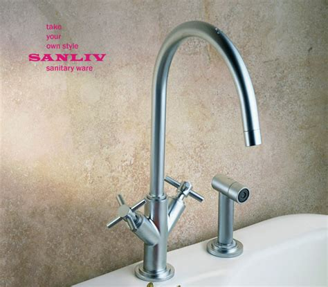 change a kitchen faucet 14 easy steps to replace a single lever or two handle