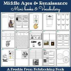a middle vocabulary classic reprint books middle ages for website with tons of info on the