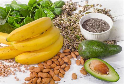 alimenti con magnesio sali minerali quali alimenti ne sono ricchi greenstyle