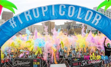 boston color run the color run hits gillette next month boston magazine