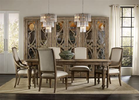 hooker furniture solana formal dining room group baers