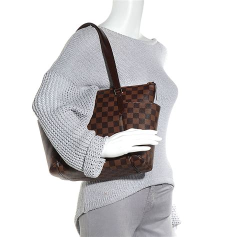 Louis Vuitton Pm Damier Ebene louis vuitton damier ebene totally pm 78856
