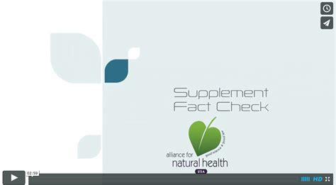 supplement check supplement fact check