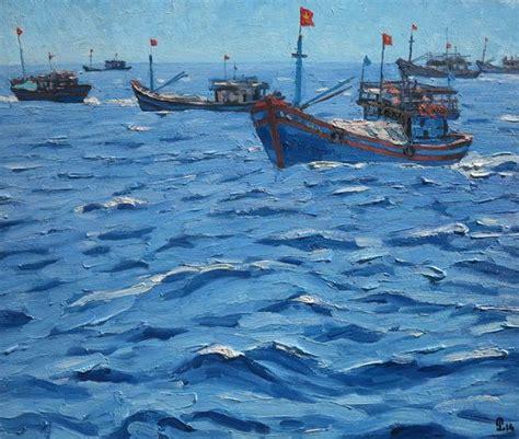 the boat girl by nguyen binh les 63 meilleures images du tableau vietnamienne sur