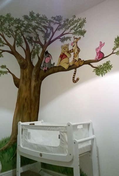 nursery murals  perfect   decorating  babies nursery