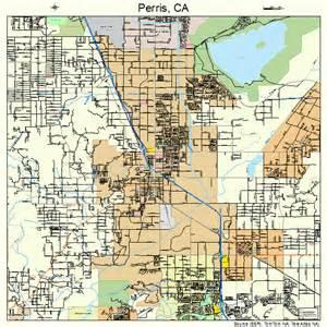 perris california map 0656700