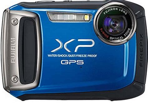 Fujifilm Finepix Xp150 fujifilm finepix xp150 gps digital blue uk wc1