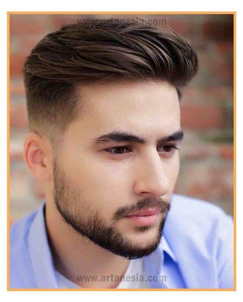potongan model gaya rambut pria kece keren