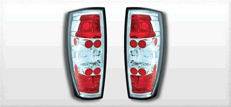 2005 cadillac escalade ext tail lights tail lights cadillac escalade 2002 2006