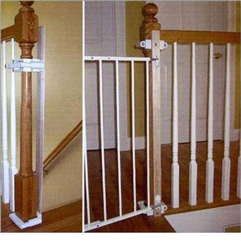 Best Baby Gate For Top Of Stairs With Banister by Best Baby Gates For Top Of Stairs Newsonair Org