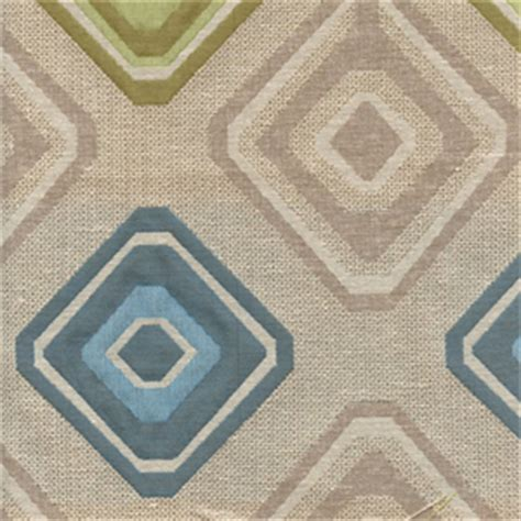 blue green upholstery fabric mosaic ocean tan blue and green geometic upholstery