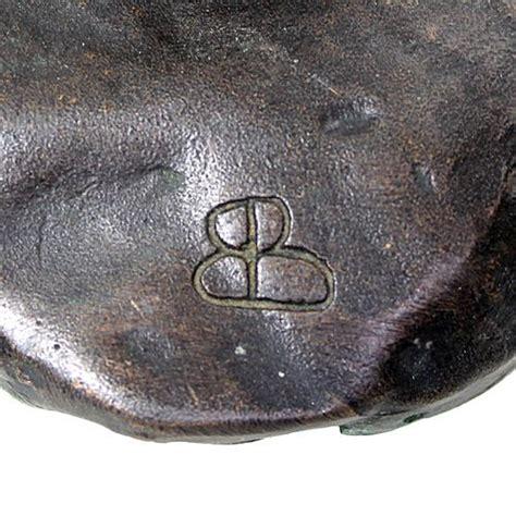 Polieren Traduzione Italiano by Originale Bruno Bruni Scultura In Bronzo Quot Il Importe