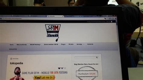 materi sekolah online berbagi materi sekolah materi sekolah bisnis online sb1m tokopedia muhammad