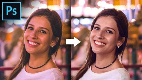 complete color correction process  photoshop youtube