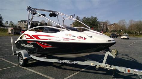 sea doo boats for sale nc sea doo speedster wake 2007 for sale for 200 boats from