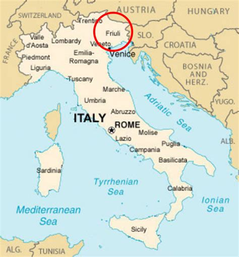 world map with country name italy friuli italy map