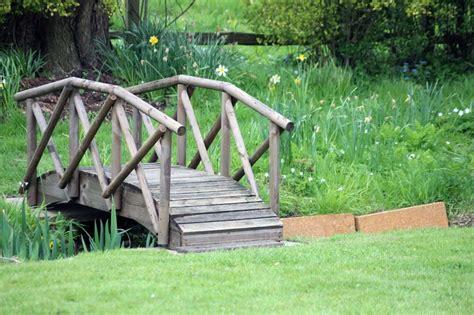 small garden bridge small bridge over creek yard pinterest arches the