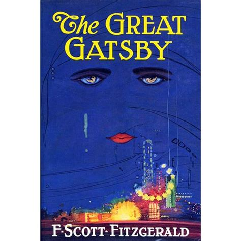 literary themes of the great gatsby the great gatsby quoting and analysis of fitzgerald s