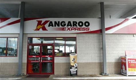 the pantry kangaroo express the centerline