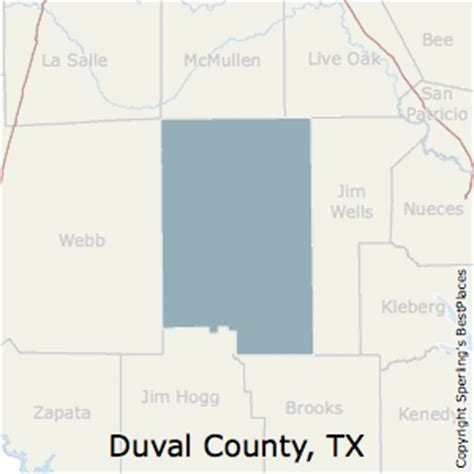 duval county texas map best places to live in duval county texas