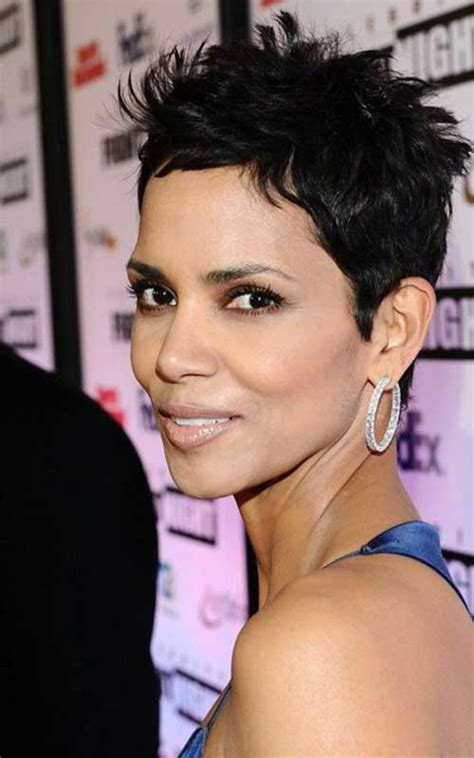 style pixie like halle berry 20 best halle berry pixie cuts short hairstyles 2017