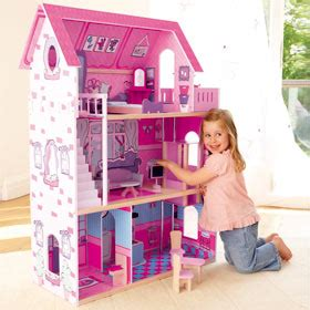 huge doll house why don t women play games gaming symmetry