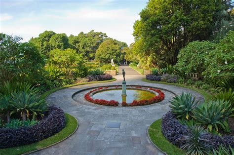 Royal Botanic Gardens Sydney Australia Highlights Royal Botanic Garden