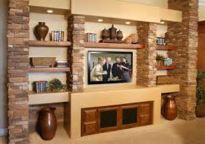 Kitchen Islands Home Depot media wall