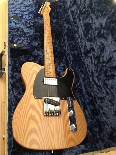 vintage chandler usa tele custom guitar micawber