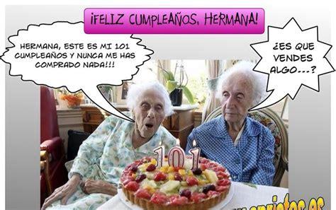 imagenes chistosas de cumpleaños para mi hermana feliz cumplea 241 os hermana cosas graciosas pinterest