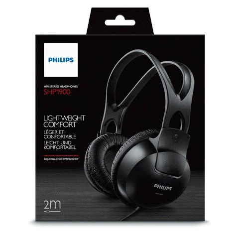 Philips Shp1900 Hifi Stereo Headphone Shp 1900 Terlaris philips shp1900 00 black hi fi stereo headphones sale ebay