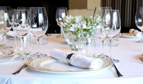 fancy dinner table set stock image image 10392131 fancy table set for a dinner stock image image of dinner