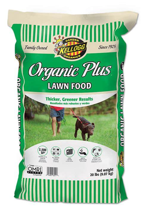 lawn food kellogg garden products