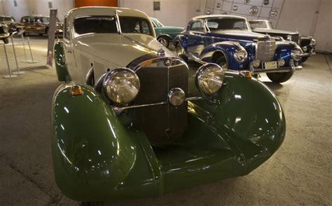 Intip Koleksi Museum Mercedes justaditt a place to and share