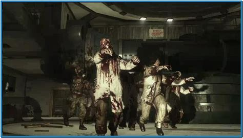 3d desktop zombies screen saver download umbrella corporation screensaver zombies download free