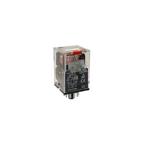 Relay Omron Mks2p 8pin mks2p dc48 239270 omron relay in 8 pin dpdt