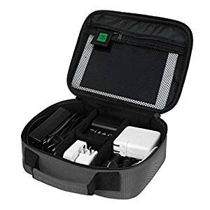 amazon travel accessories amazon com bagsmart electronics travel organizer case bag