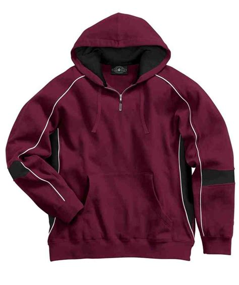 Victory Top Maroon Ff charles river apparel style 9052 victory hooded sweatshirt casual clothing from the best