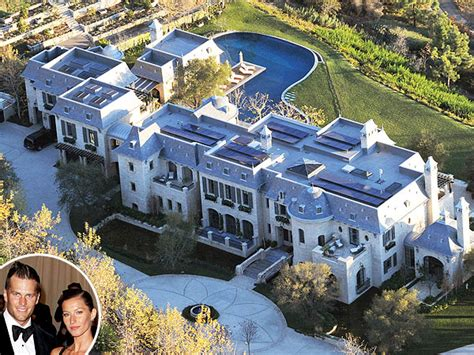 gisele bundchen tom brady s new 20 million house see