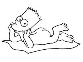 the simpsons coloring pages simpsons coloring pages coloringpages1001