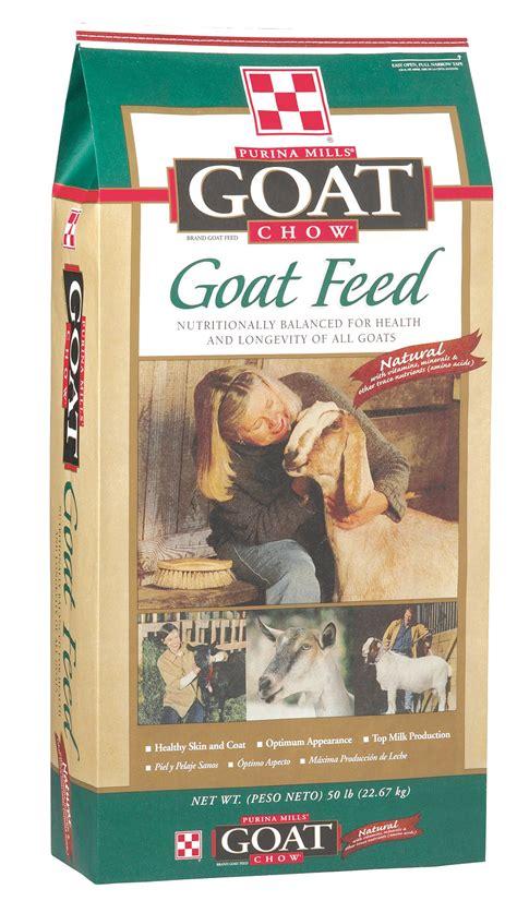 purina goat chow  lb